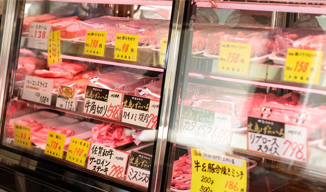 肉のマルシン 絶品お肉をバリエーション豊富に品揃え