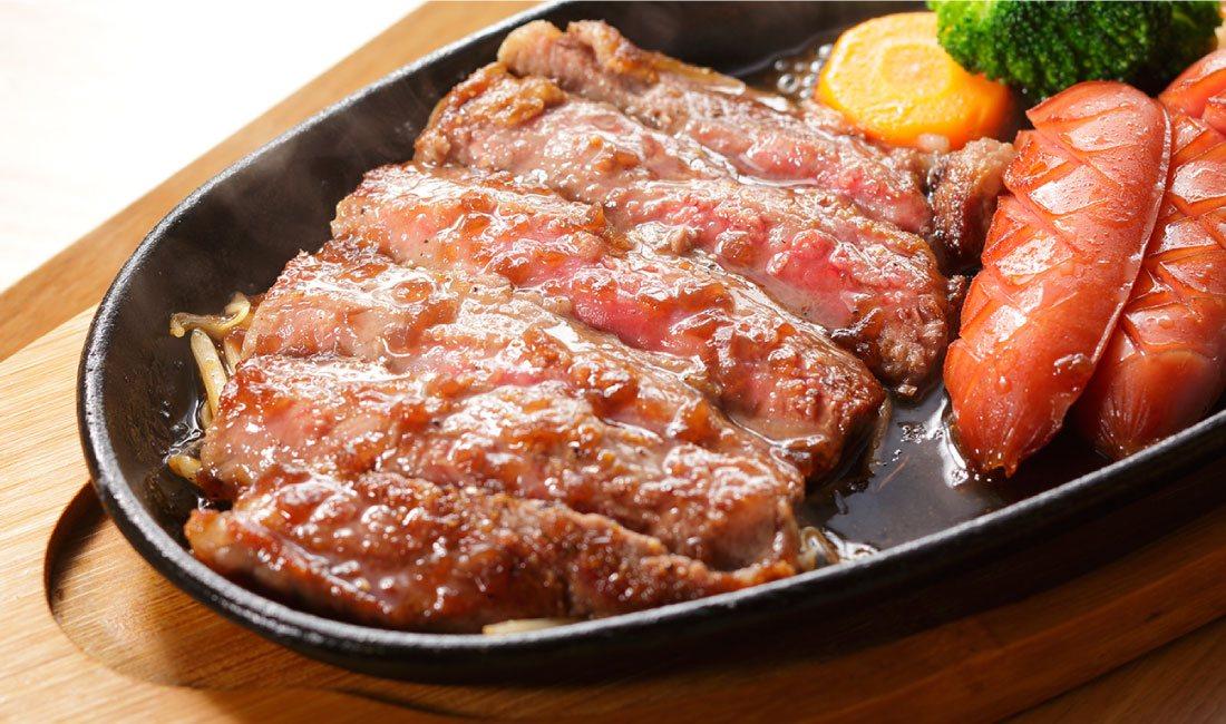 お肉のカフェ meat sukkeyの料理